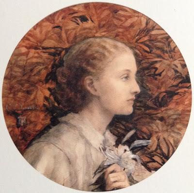 Mrs Edward Liddell (Christina Catherine Fraser Tytler) (1877) Mary Seton Fraser Tytler