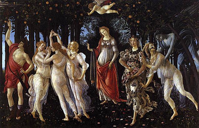 Botticelli's 'Primavera'