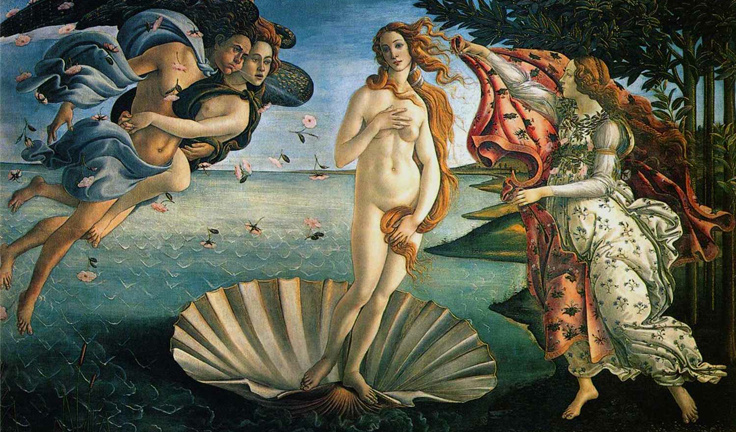 Botticelli's 'Birth of Venus'