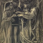 'How The Met Themselves', Dante Gabriel Rossetti