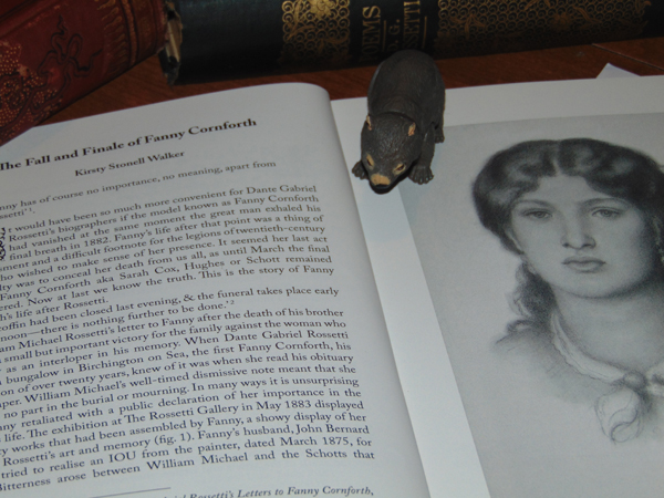 Kirsty Stonell Walker's article in the review: The Fall and Finale of Fanny Cornforth.