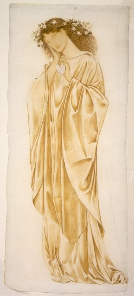 Ariadne, Sir Edward Burne-Jones