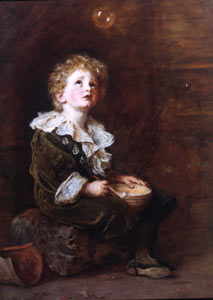 'Bubbles', Sir John Everett Millais