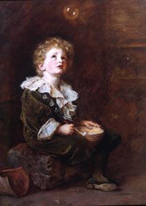 'Bubbles', Sir John Everett Millais