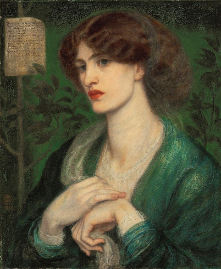 Dante_Gabriel_Rossetti_The_Salutation_of_Beatrice_1869