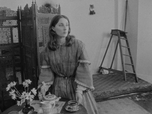 Actress Judith Paris portrayed Siddal in Ken Russell's 'Dante's Inferno'.
