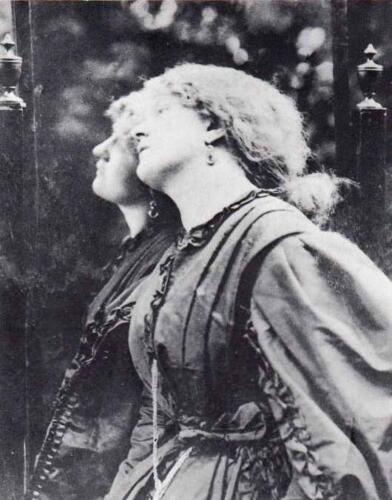 1863 Photograph of Fanny Cornforth