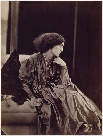 Jane Morris Photograph by John Robert Parsons