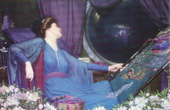 Meteyard, Lady of Shalott