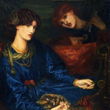 Mariana, Dante Gabriel Rossetti
